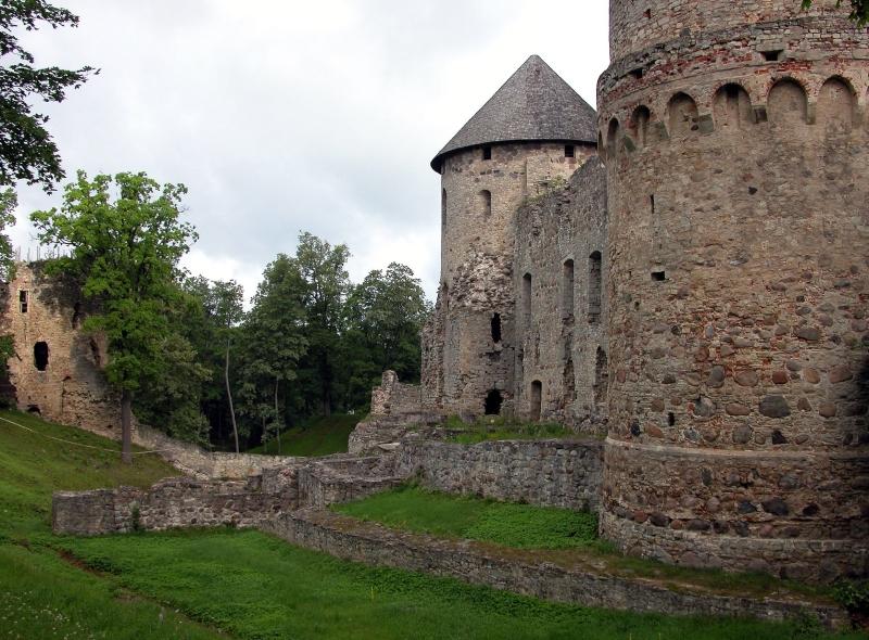Cesis_Burg