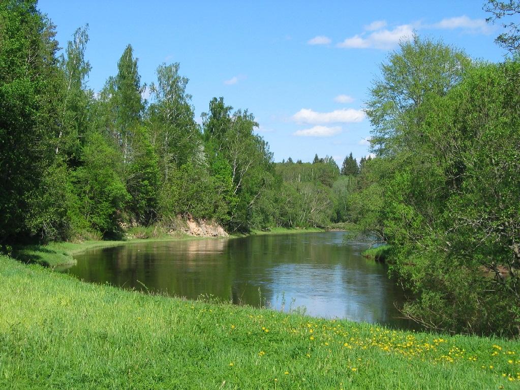 Pie Virešu tilta 147 km