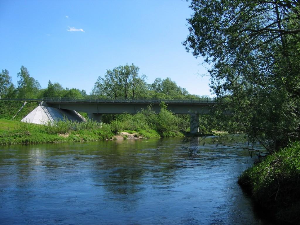 Virešu tilts 147 km